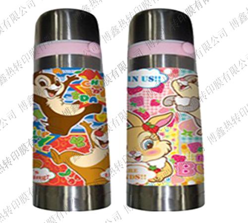 广州五金杯子转印