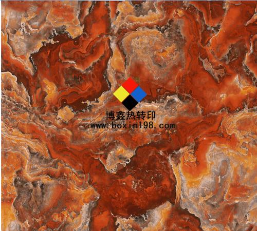 深圳大理石纹转印膜加工