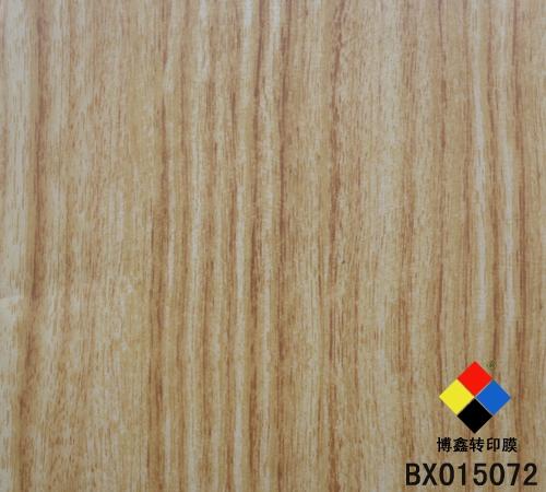 木纹转印膜加工